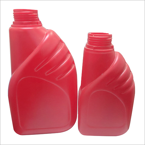 Plastic Coolant Oil Bottle