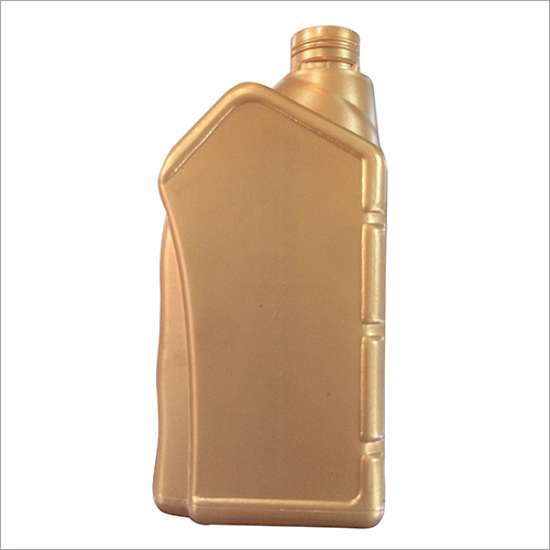 HDPE Plastic Lubricant Bottle