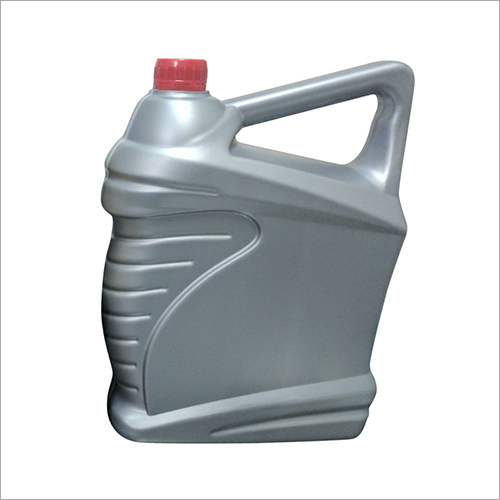 HDPE Lubricant Oil Can