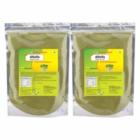 Organic Alfalfa 500gm Powder - Weight loss & Blood Circulation