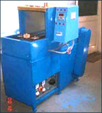 P.V.C Adhesive Pre-curing Oven