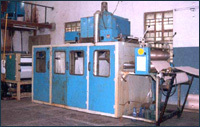 Filter Manufacturing Unit