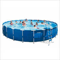 13.5 x 6.5 Feet Jilong Frame Pool