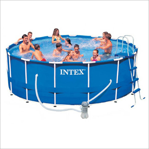 18 Feet Round Metal Frame Pool