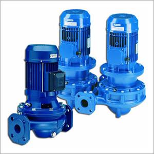 FCE-FCS Vertical Inline Pump