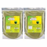 Wheatgrass 1Kg Value Pack Powder - Blood Sugar management & Blood Purifier