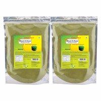 Wheatgrass 500gm Value Pack Powder - Blood Sugar management & Blood Purifier