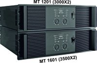 QD AUDIO MT 1601 Power amplifier