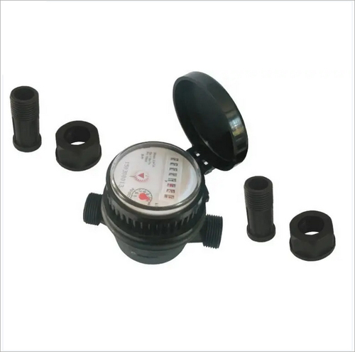 Magnetic Drive Single Jet Dry Type Water Meter