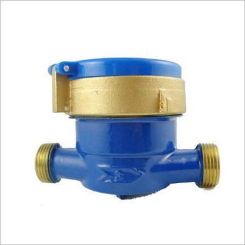 Single Jet Cold Water Meter