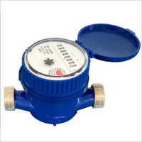 Single-Jet Dry Water Meter Dn15-25mm Min Body Domestic Single Jet Water Meter
