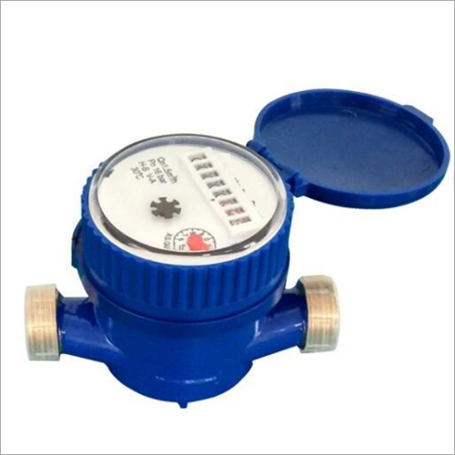 25mm Brass Body Single Jet Water Meter
