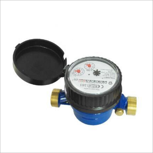 25mm Single Jet Water Meter