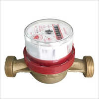 Wet Dial Single Domestic Water Meter