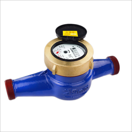 Iron Body Water Meter