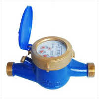Dry Brass Domestic Water Meter