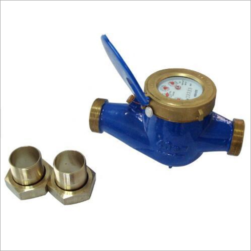 Dn15-50 Brass Body Cold Domestic Water Meter