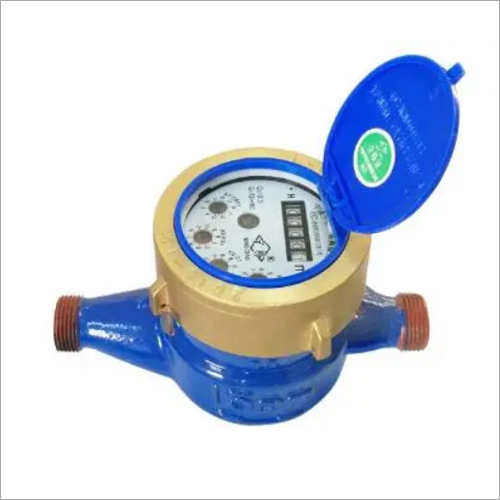 Iron Body Cold or Hot Dry Water Meter