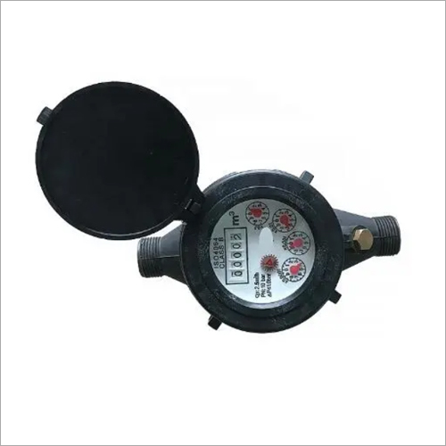 Dn15-50mm ABS Body Multi-Jet Cold Water Meter