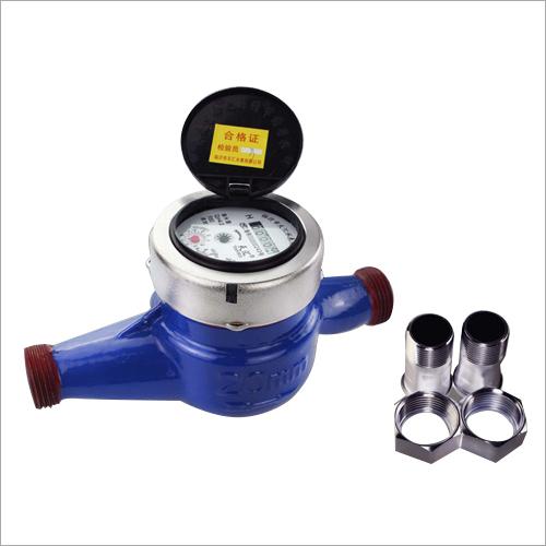 Multi Jet Dry Type Iron Body Water Meter