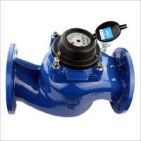 Multi Jet Wet Type Water Meter Flange Type