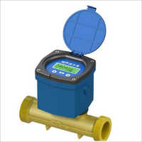 Automatic Wireless Ultrasonic Water Meter
