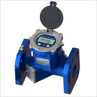 Industrial Ultrasonic Water Meter with Wireless Power