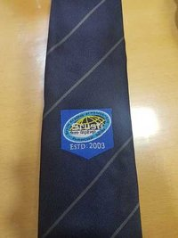 Customised logo tie