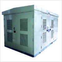 Three Phase Package Substation