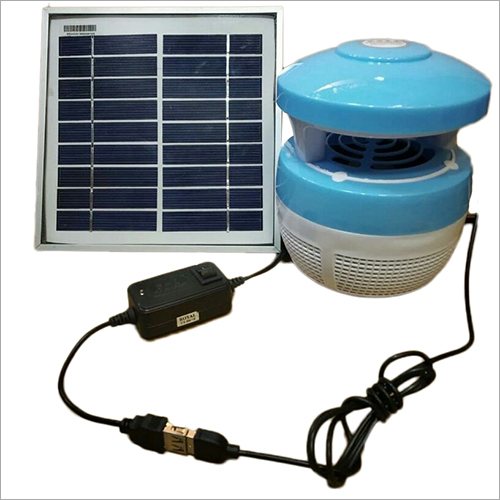 Solar Mosquito Trap And Insect Killer Lamp