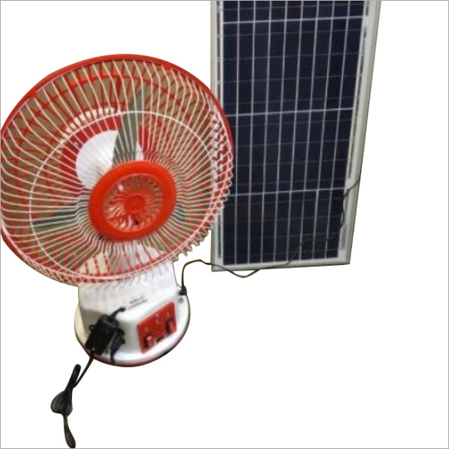 Solar Fan And Cooler