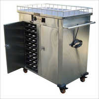 Hot Food Service Trolley