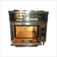 Restaurant Kitchen Oven