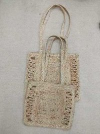 JUTE BAGS STYLISH FOR WOMEN