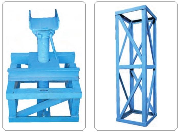 Heavy Duty Bridge Crib System