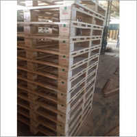 Warehouse Wooden Pallet