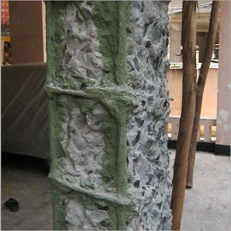Concrete Column Strengthening