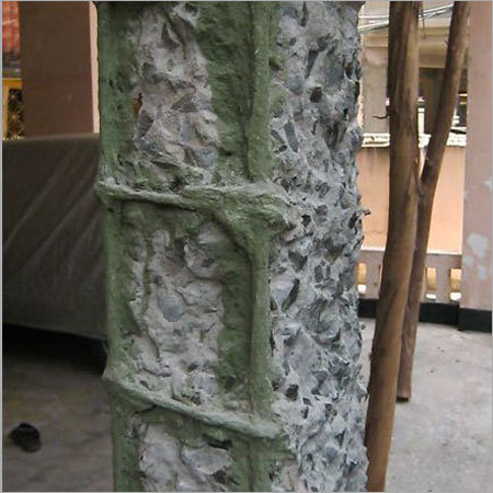 Concrete Column Strengthening