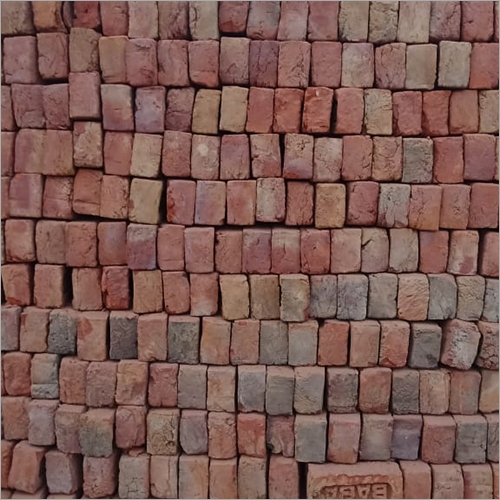 Red Burnt Clay Brick