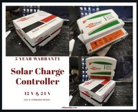 12 A 12 V PWM Solar Charge Controller with USB & Dusk to Down