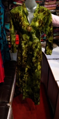 RAYON FROCK