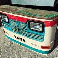 TATA TRUCK COFFEE TABLE
