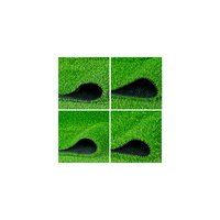 Synthetic grass for sports soccer field