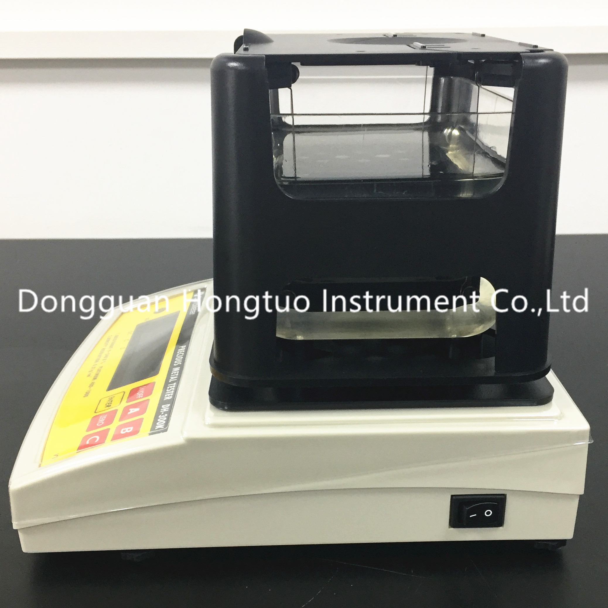 DH-2000K Solid Testing Machine, Gold Testing Equipment