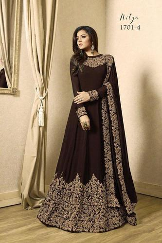 Heavy Georgette Salwar Suit