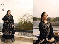 Anarkali Embroidery Salwar Suit