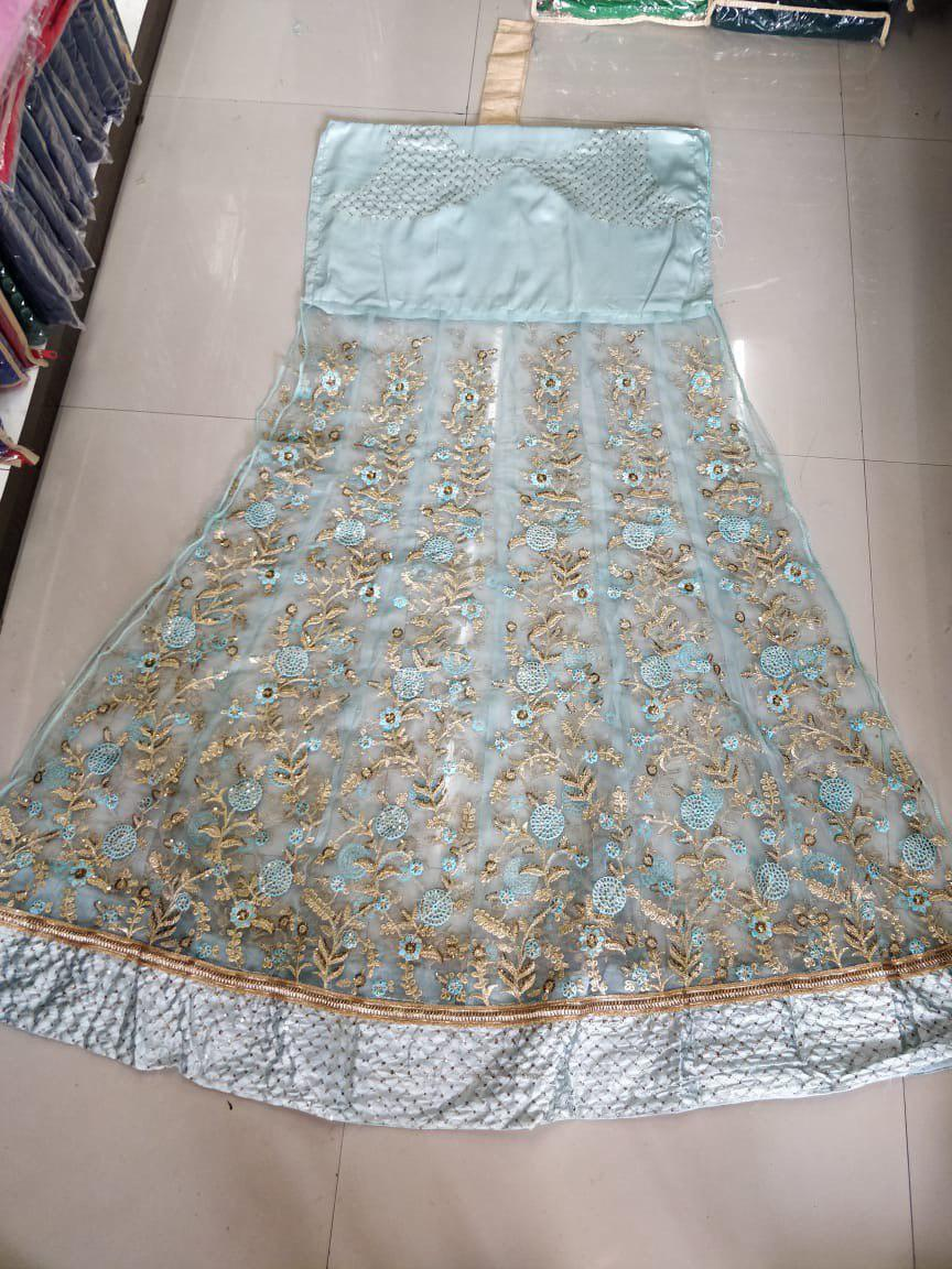 Embroidery Suit Fabrics