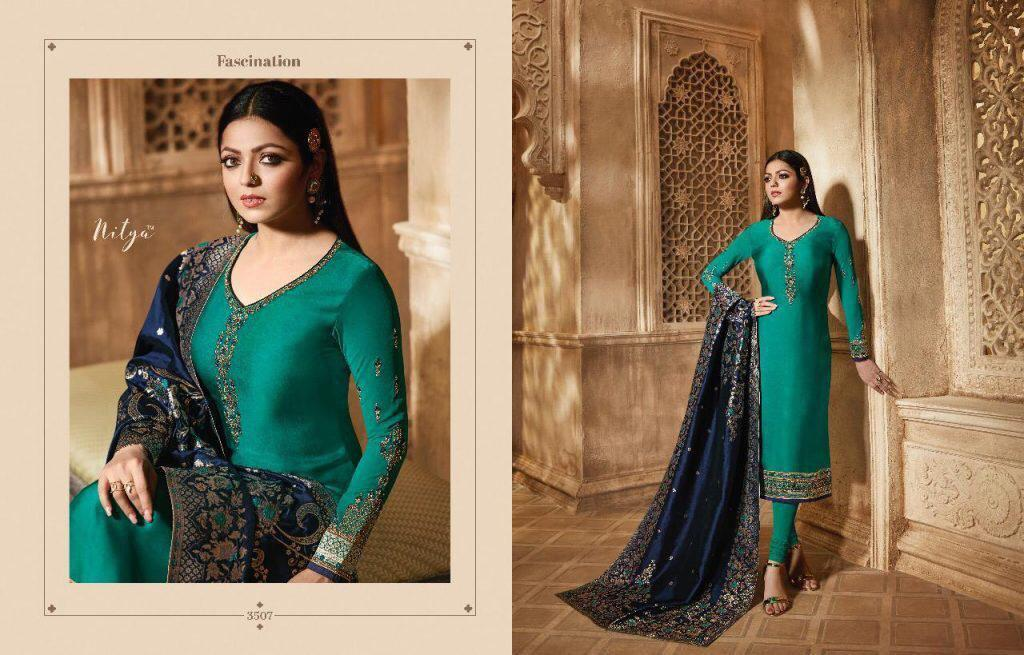Embroidery Cotton Salwar Suit Wholesale