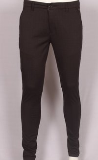 Cotton Mens Lycra Pant