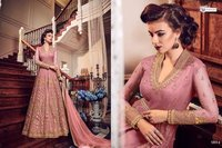 Net Embroidery Work Dupatta Online Salwar Suits